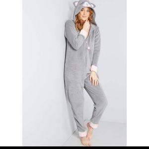 PJ couture cat pajamas